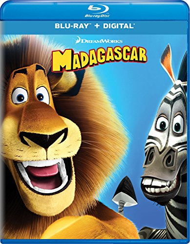 Madagascar [Blu-ray] (Animated Movie Collection)
