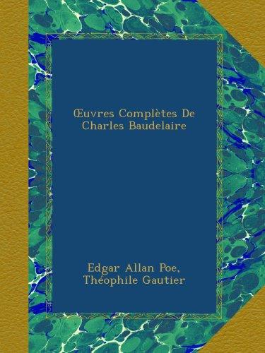 Baudelaire [Pdf/ePub] eBook
