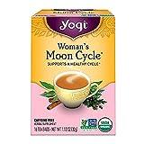 Yogi Woman's Moon Cycle Herbal Tea Caffeine Free, 16 Count For Sale