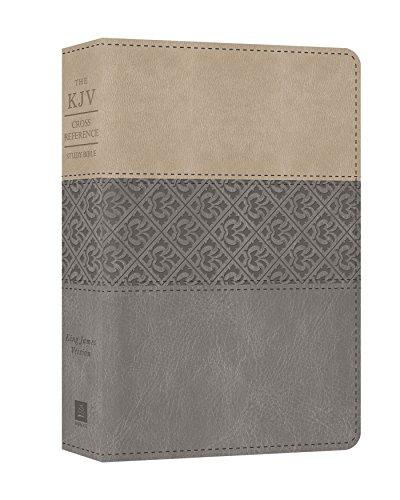 The KJV Cross Reference Study Bible (Gray)