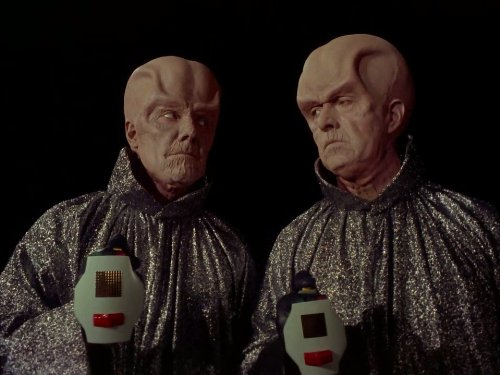 The Empath (Star Of Pilot Trek Episode)