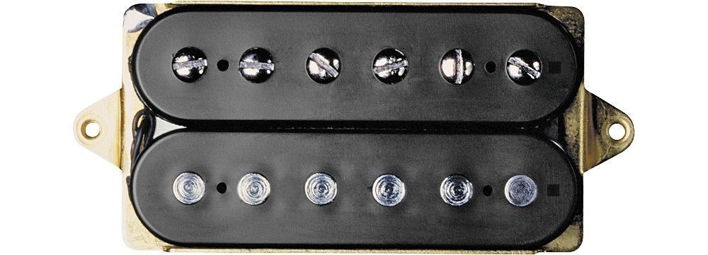DIMARZIO dp103 PAF Humbucker 36th aniversario pastilla para guitarra eléctrica con Vintage bobinas, Regular espacio: Amazon.es: Instrumentos musicales