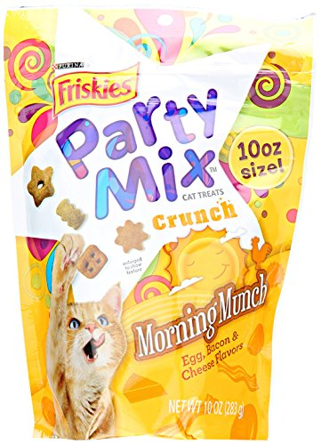Friskies-Party-Mix-Cat-Treats-Morning-Munch-Egg-Bacon-and-Cheese-Flavors-10-Ounce-4-Pack