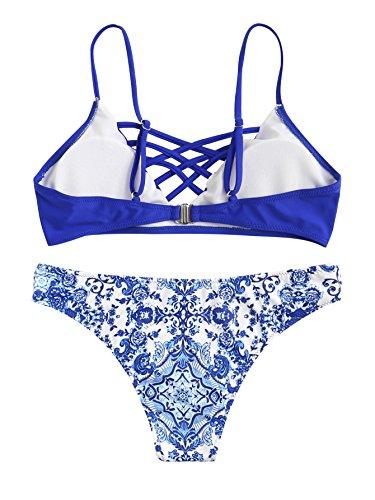 Review SweatyRocks Women's Bathing Suit