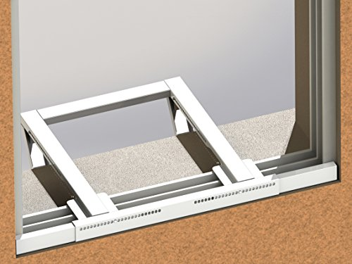 Jeacent AC Window Air Conditioner Support Bracket No Drilling by Jeacent (Image #6)
