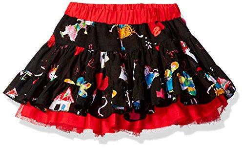Trapeze 2000 Girl Desigual Trapeze Girl Skirt Skirt Trapeze Girl 2000 Desigual Skirt 2000 Desigual Desigual 4B6Pxqz