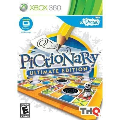 uDraw Pictionary - Xbox 360 Udraw Games