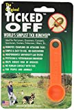 Ticked Off DTO72212 Toff Tick Remover, Orange