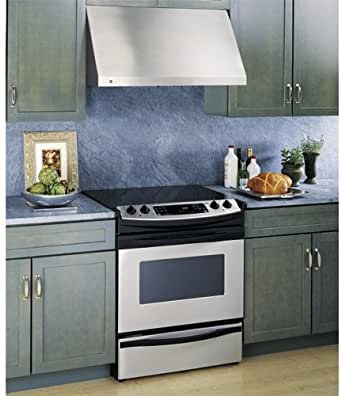 Amazon Com Ge Profile Jv936dss Stainless Steel 30 Quot Wall