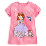 Disney Store - Sofia the First Tee For Girls