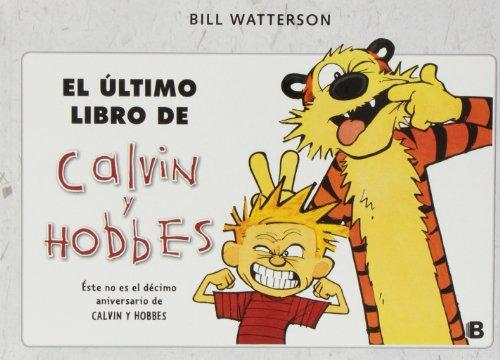 Descargar Libro El Último Libro De Calvin Y Hobbes Bill Watterson