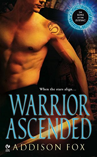 book cover of Warrior Ascended