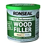 Ronseal  High Performance Wood Filler - Natural 550g