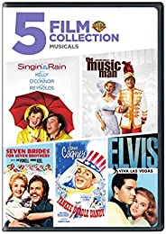 Singin' in the Rain / The Music Man / Seven Brides For Seven Brothers / Yankee Doodle Dandy / Elvis-Viva L