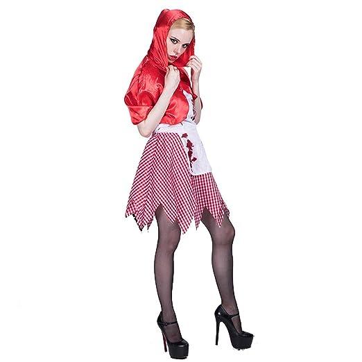 WANLN Disfraz de Terror de Halloween Trajes de Boutique de ...