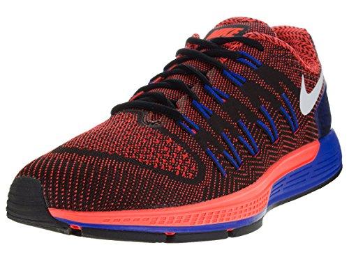 Nike Air Zoom Odyssey, Scarpe da Corsa Uomo Nero / Bianco / Rosso / Blu (Black / White-ttl Crimson-rcr Bl)