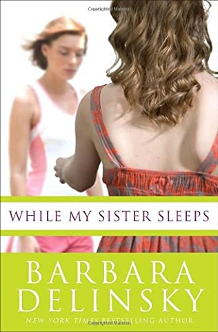 book cover of While My Sister Sleeps