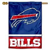 WinCraft Buffalo Bills Two Sided House Flag