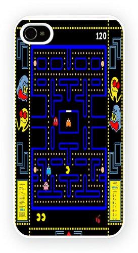 Pacman Arcade Games, iPhone 5 5S, cellulaire cas coque de téléphone cas, couverture de téléphone portable