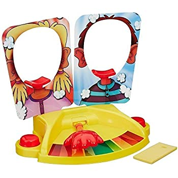 CAFOLO Pie Face Showdown Family Fun Game Holiday Gift Adult Kids For 2 Players ~ Cafolo