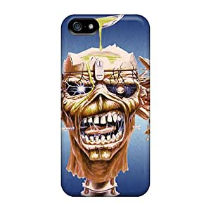 New Premium BuY2623PKPo Case Cover For Iphone 5/5s/ Iron Maiden Protective Case Cover