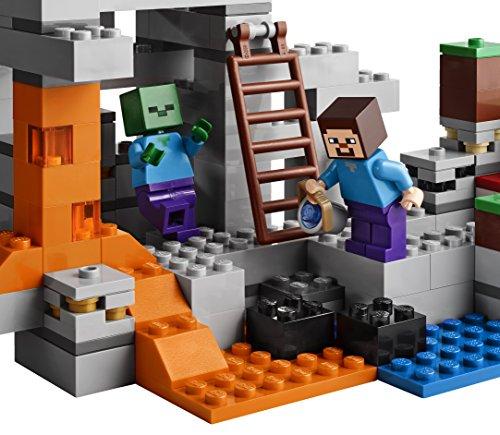 Lego La Cueva 21113 Amazon Es Juguetes Y Juegos
