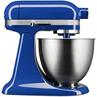 KitchenAid KSM3311XTB Artisan 3.5-Quart Mini Tilt-Head Stand Mixer (Twilight Blue)