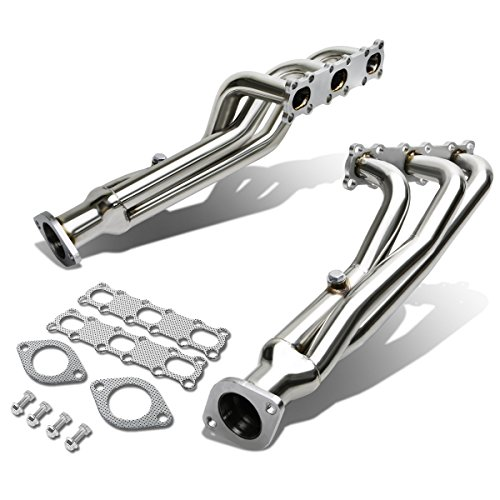 For Nissan Fronter/Pathfinder/Xterra V6 Stainless Steel Racing Exhaust Manifold Header