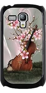 Funda para Samsung Galaxy S3 Mini (GT-I8190) - Nueva Vida by Illu-Pic.-A.T.Art