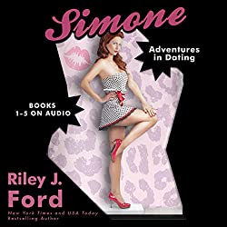 Simone: Adventures in Dating (Boxed Set), Books 1-5