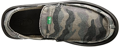 Sanuk Men's Pick Pocket Slip On Camouflage cnDSzjkBG