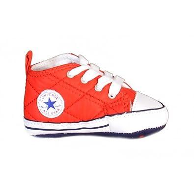 Converse Baby Boys Chuck Taylor All Star Crib Shoes Infant Amazon