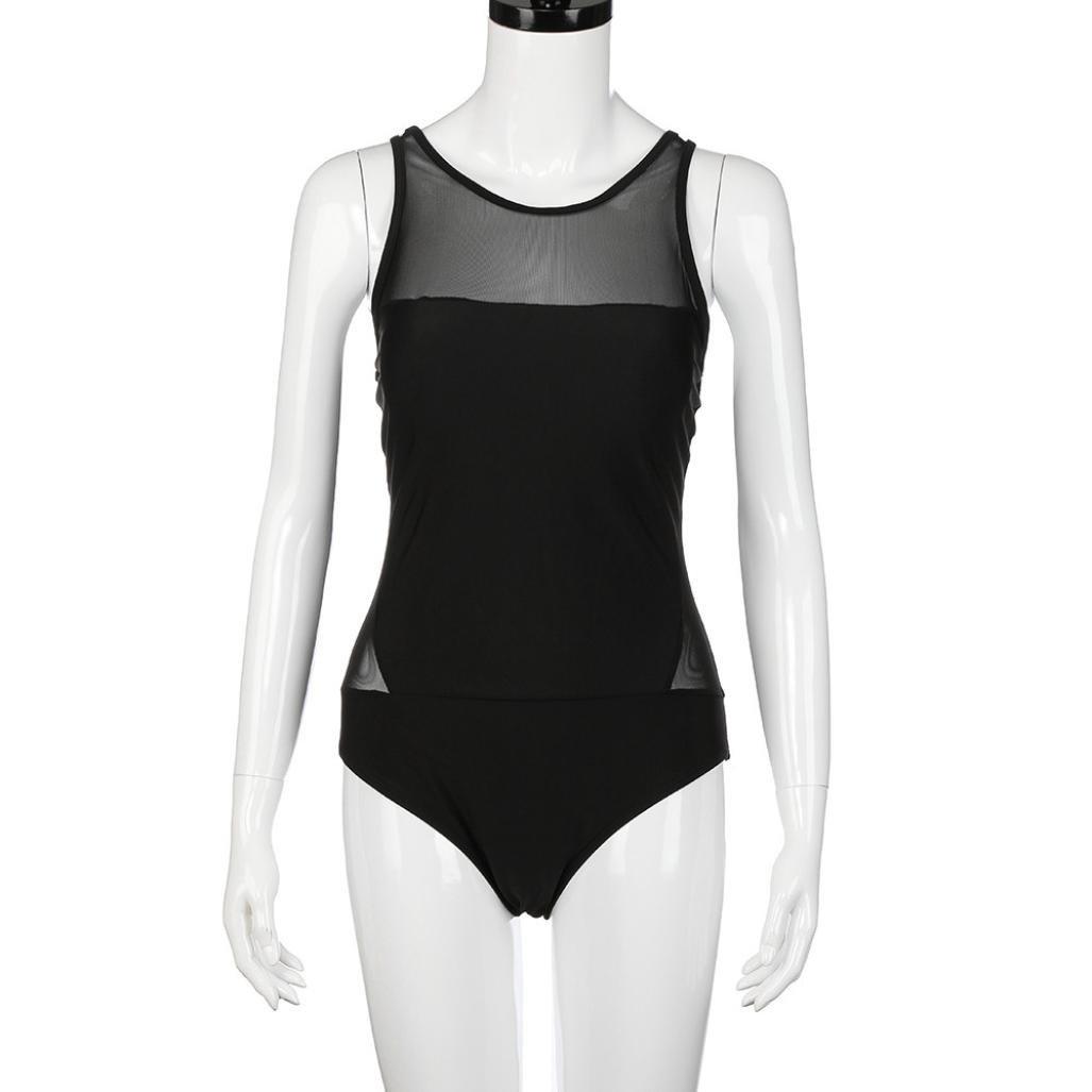e04ecfe0ec91a TRENDINAO 2017 Hot Sale!! Women s One-Piece Swimsuit Swimwear Push Up  Monokini Bikini Bathingsuit at Amazon Women s Clothing store