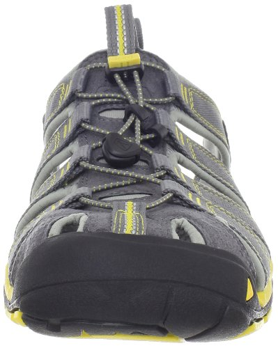 Mens Appassionati Clearwater Cnx Sandalo Gargoyle / Super Lemon