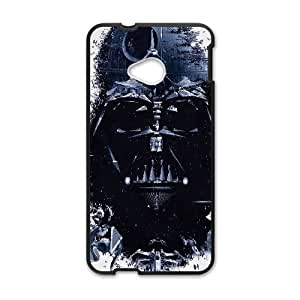 HTC One M7 Cell Phone Case Black Star Wars yji