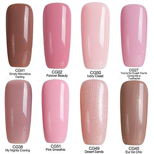 la colors gel like nail polish - 6
