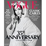 Vogue Knitting Fall 2017 35th Anniversary Collector's Issue