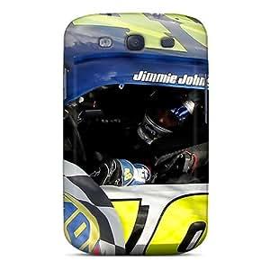 Samsung Galaxy S3 Snl2916fUxu Allow Personal Design High Resolution Jimmie Johnson Series Shock-Absorbing Hard Phone Cover -CharlesPoirier