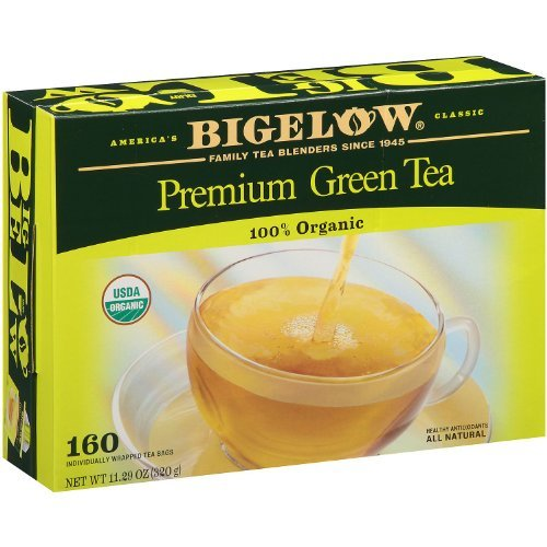 Bigelow® Premium Organic Green Tea - 160 ct.