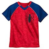 Marvel Spider-Man Athletic T-Shirt for Boys Size 7/8