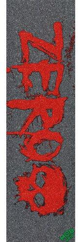 Zero Mob Graphic Blood Grip plaque l'unité