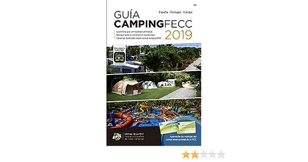 Guía FECC Campings 2019: Amazon.es: Vv.Aa., Vv.Aa.: Libros