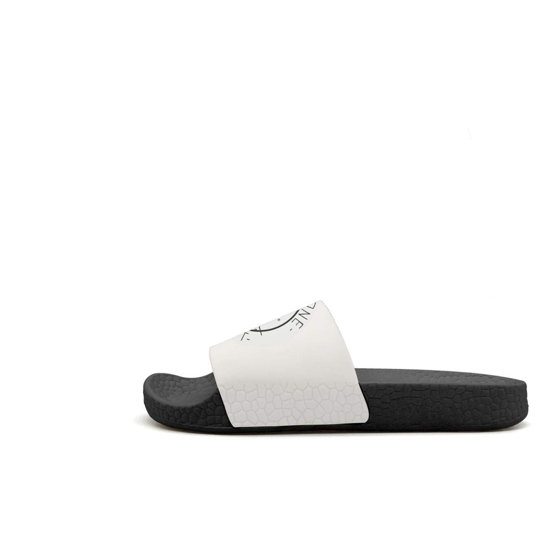 Women Shark Pizza Attack Sandals Slippers Print Lightweight Shoes