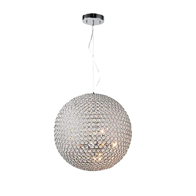 Lamparas de pie modernas lampara pie salon Lampara bola ...