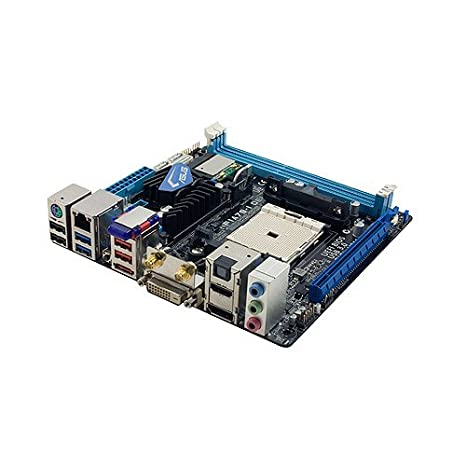 ASUS F1A75-I Deluxe - Placa Base (DDR3-SDRAM, Dual, 1066, 1333 ...