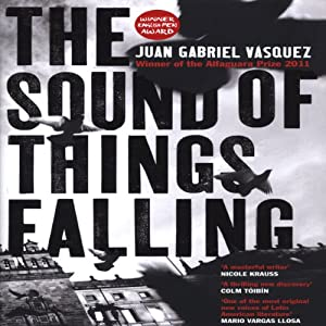 The Sound of Things Falling Audiobook