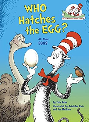 Who Hatches the Egg?: All About Eggs