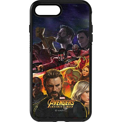 Avengers Otterbox Symmetry Iphone 7 Plus Skin   Avengers Infinity War Series 1   Marvel   Skinit Skin