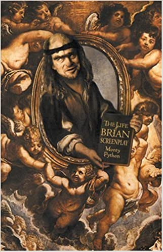 Book The Monty Python's Life of Brian (of Nazareth): Screenplay