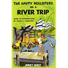 The Happy Hollisters on a River Trip: (Volume 2) (English Edition)